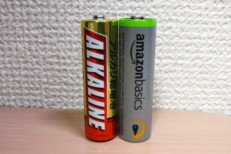 Amazonベーシック 充電池