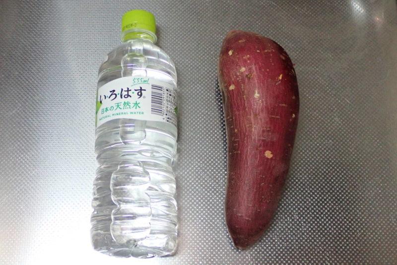 焼き芋に適したさつまいものサイズ