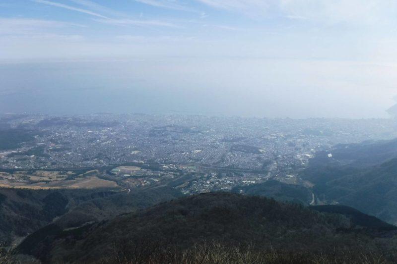 湯けむり展望台・鶴見岳 別府ロープウェイ