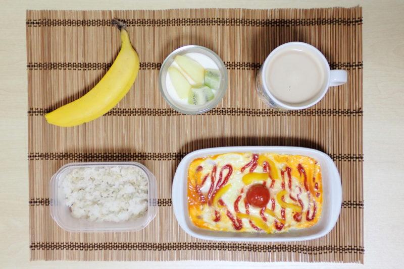 健康志向・効率重視の30代男子が作る朝食メニュー
