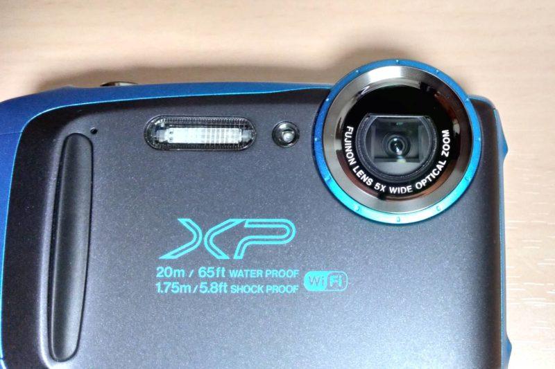 富士フィルム FinePix XP130
