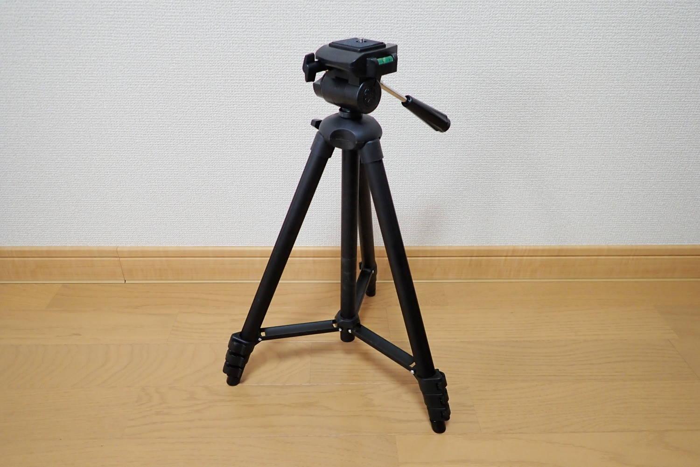 HAKUBA カメラ三脚 W-312 レビュー