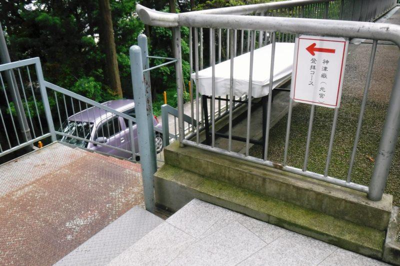 生駒山 ぬかた園地 あじさい園 枚岡神社