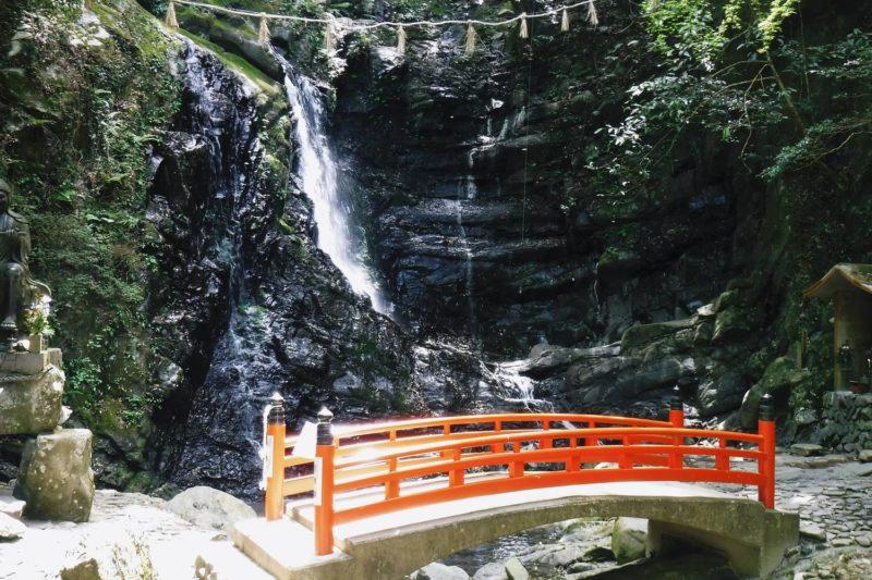 犬鳴山 行者の滝(七宝瀧寺)・五本松(ハイランドパーク粉河)