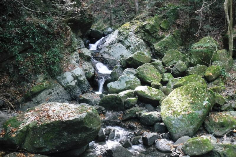 和泉葛城山 渓流・滝