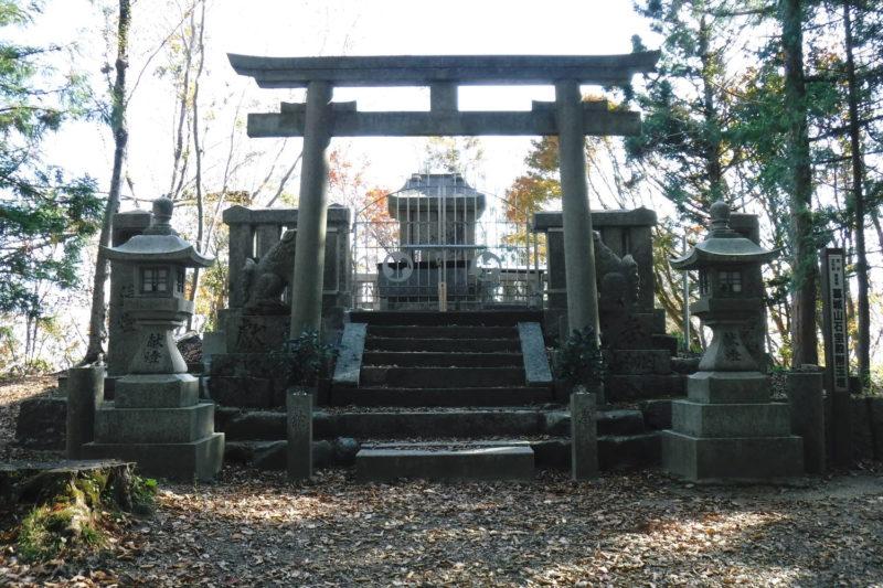 和泉葛城山 葛城神社(高龗神社)・龍王神社