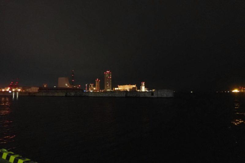 海遊館イルミネーション 大阪港