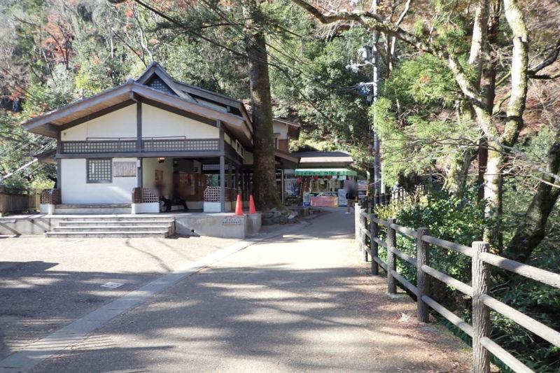 箕面山ハイキング