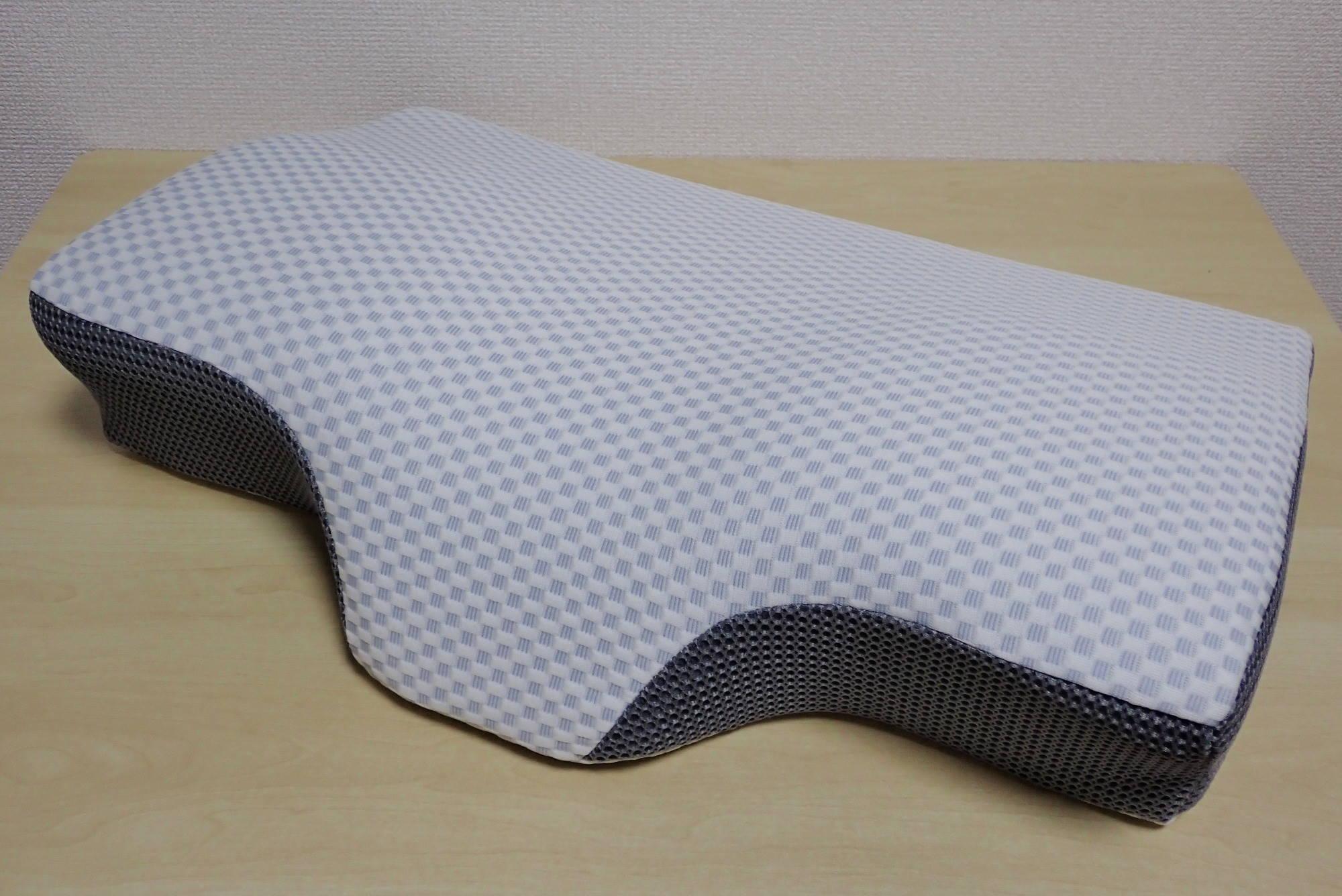 ニトリ 低反発枕 横向き寝がラクな枕 ナチュラルフィット