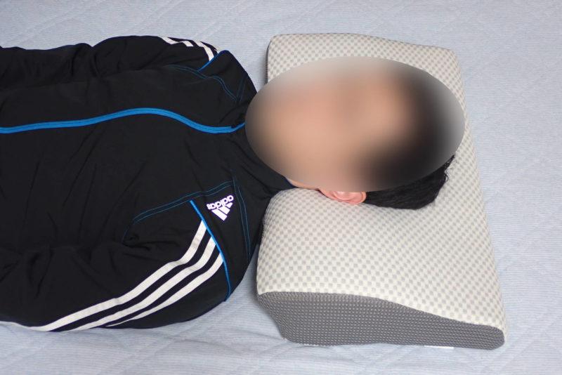 ニトリ 横向き寝がラクな枕の使い心地