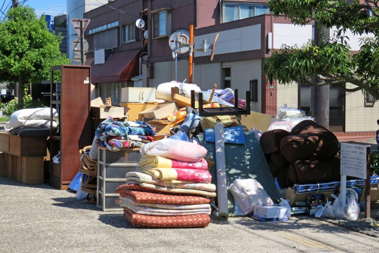 大阪市 粗大ごみ収集