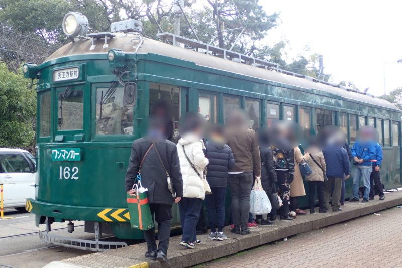 住吉大社 阪堺電車