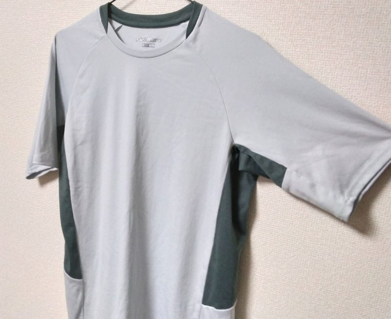 ワークマン ZERO DRY Tシャツ